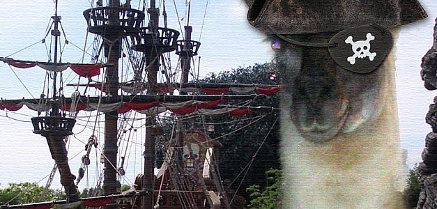 Talk like a Pirate Day, Arrrr.