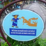Hoi An - No motorbikes allowed