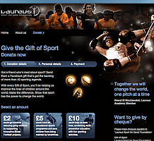 Laureus Gift of Sport