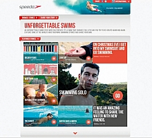Speedo – Unforgettable Swims